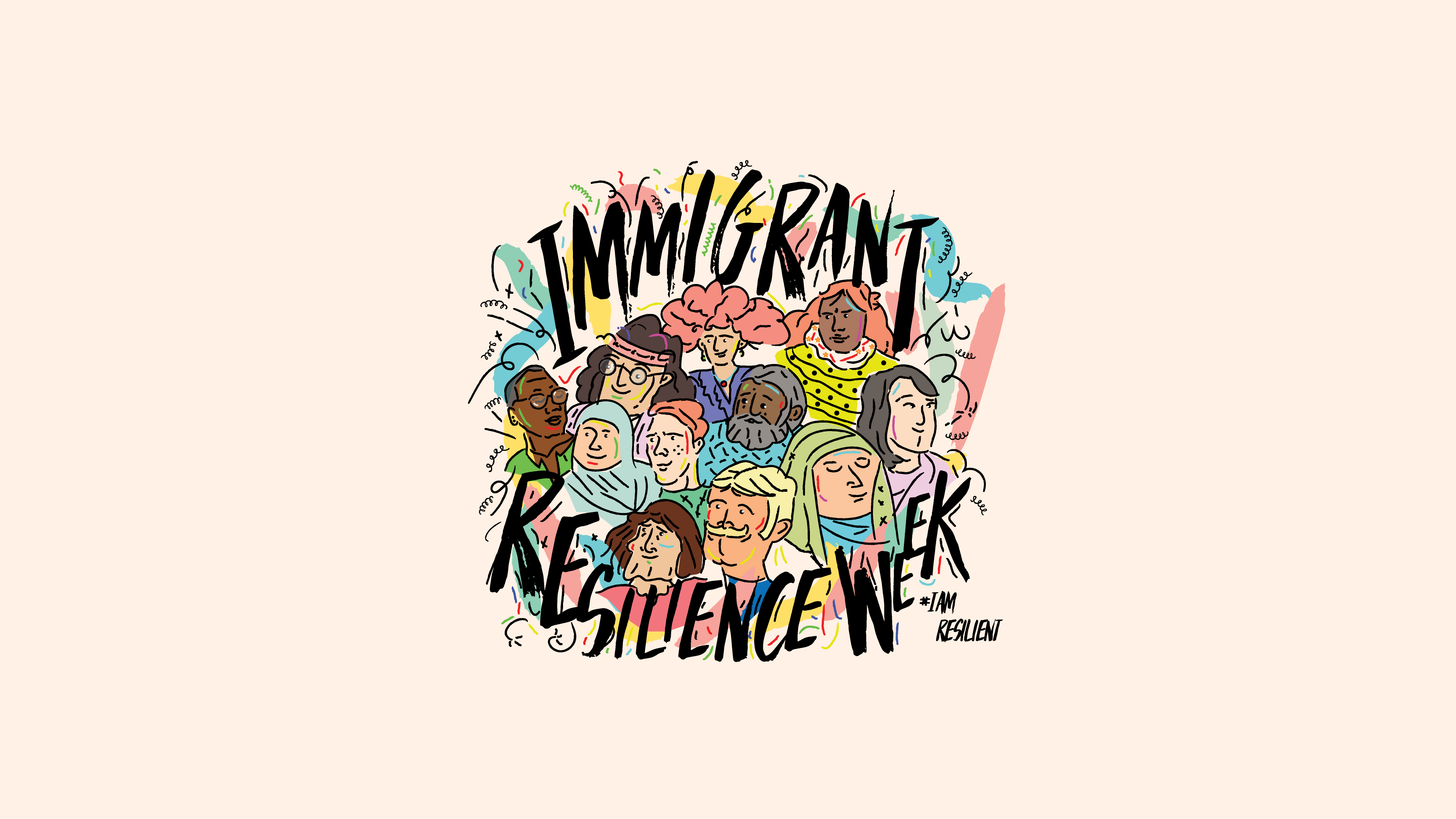 Immigrant Resilience Week Networking Lunch & Kick Off