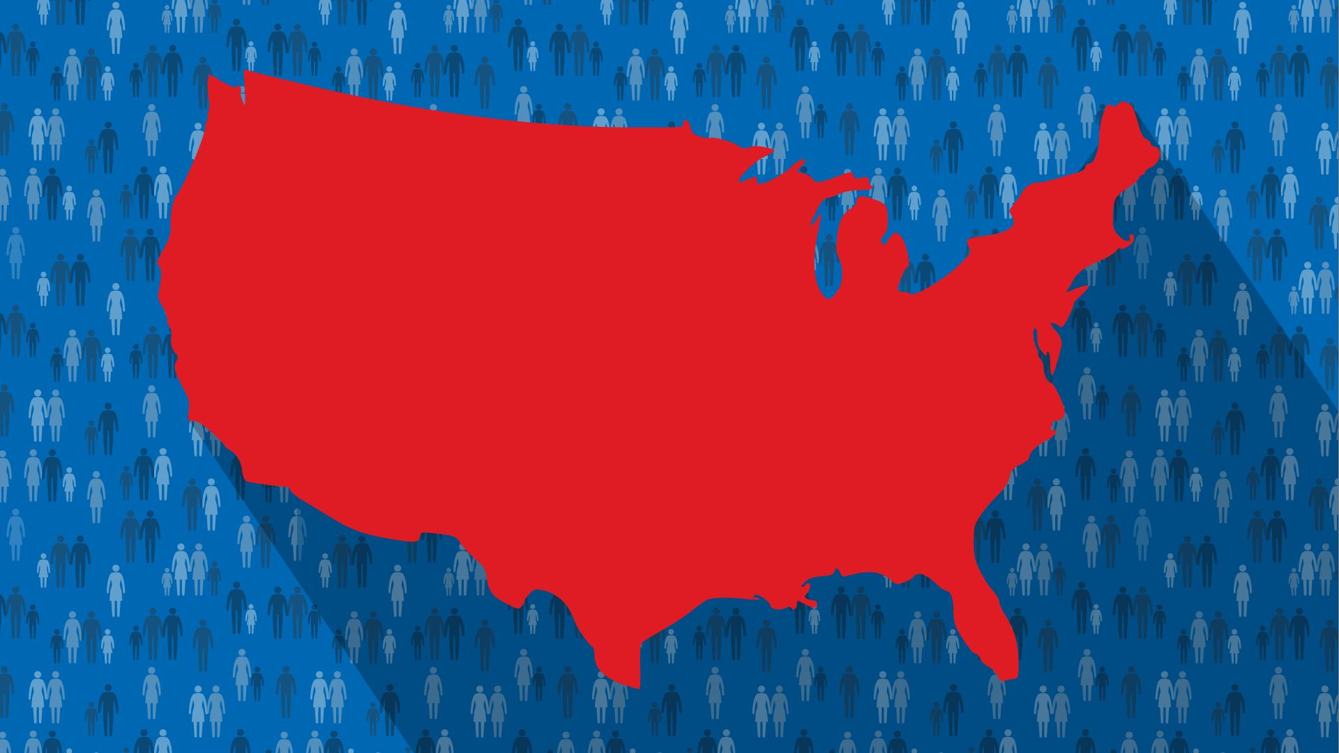 Data from the 2020 Census influences congressional representation and the allocation of more than $675 billion in federal funds for states and communities each year. (Illustration by iStock)